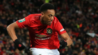 Martial time? Why Man Utd No9 has never had it so good