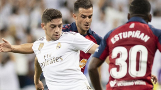 Man Utd, Arsenal alerted as Valverde could leave Real Madrid