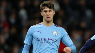 John Stones faces being squeezed out of Man City