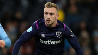 West Ham midfielder Bowen proud of brace for Wolves win