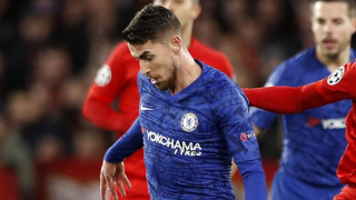 ​Chelsea midfielder Jorginho open to Sarri reunion at Juventus