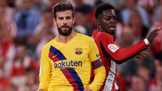 Barcelona defender Pique: Players like Sarabia intensity
