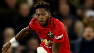 Man Utd midfielder Fred: Carrick key to my form this season
