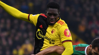 Watford captain Deeney hails 2-goal Sarr: Unbelievable player, unbelievable talent