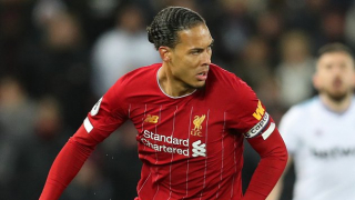 Liverpool defender van Dijk names Barcelona star Messi as toughest opponent