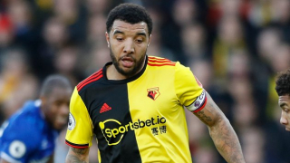 Watford striker Deeney not keen on back-up role amid Tottenham interest