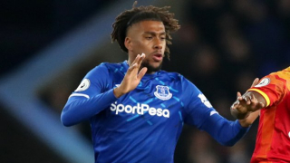 Everton attacker Iwobi: The advice I was given by Henry, Arteta and Okocha...