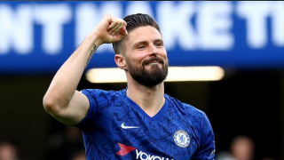 Chelsea striker Olivier Giroud won't shut door on Montpellier return