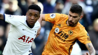 Spurs winger Bergwijn vows to 'come back stronger'