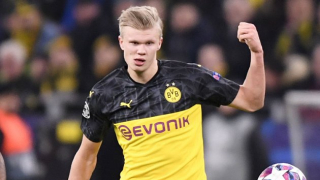 Guardiola tells Man City he wants Erling Haaland to replace Aguero