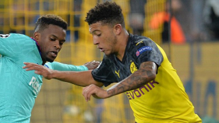 Man Utd, Chelsea target Sancho full of praise for Lampard, Drogba