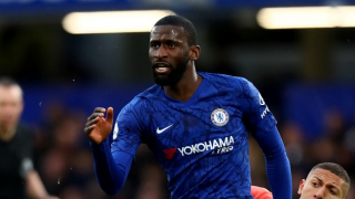 Chelsea defender Rudiger: Lampard no ranter - unlike Conte!