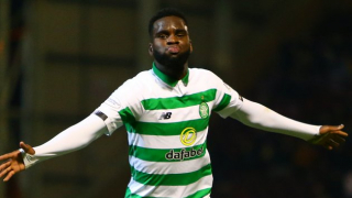 Leeds rival Leicester for Celtic striker Odsonne Edouard