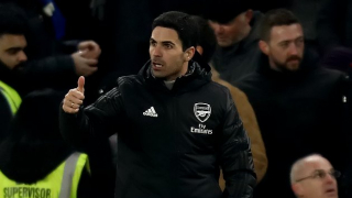 Arteta eager for Arsenal to boss games