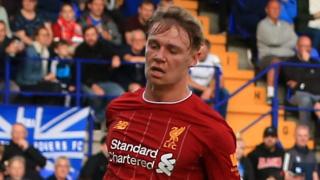Liverpool management delighted as Paul Glatzel makes U23 return