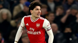 Arsenal fullback Hector Bellerin: I'm now fully fit