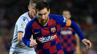 Inter Milan coach Conte: Every madman would want Messi; good we're linked