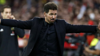Atletico Madrid coach Simeone angry losing Partey to Arsenal