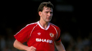 Man Utd great Robson: Coppell key to me taking No7 shirt