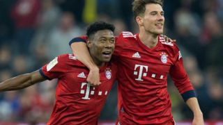 Bayern Munich left-back Alaba pops up on Chelsea's summer shopping list