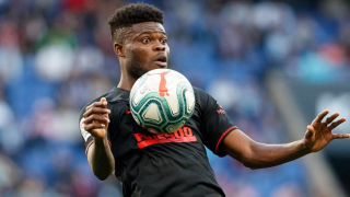 Chelsea rival Arsenal for Atletico Madrid midfielder Thomas Partey