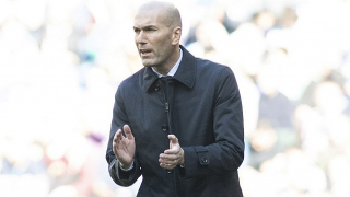 Real Madrid midfielder Modric tribute to coach Zidane