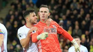 Henderson demands fair crack at challenging De Gea as Man Utd No1