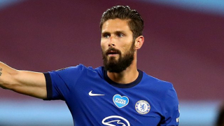 Chelsea striker Olivier Giroud big Rai fan