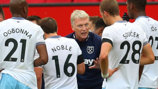 Moyes delighted with double West Ham friendly win