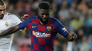 Barcelona offered Umtiti to Bayern Munich in bid for Alaba