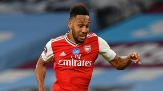Aubameyang will only leave Arsenal for foreign switch
