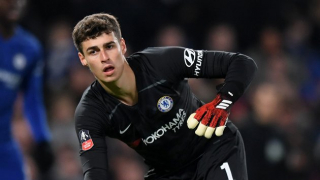 Carragher on Kepa: Chelsea facing their Karius situation