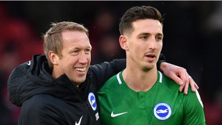 Brighton boss Potter hoping Lallana delivers against Chelsea