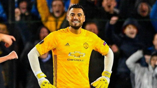 Man Utd demanding big money to sell Sergio Romero
