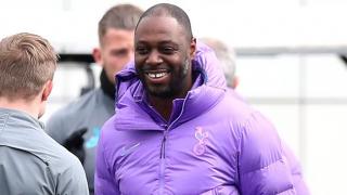 Tottenham coach King: Winning second ball against Burnley key to victory