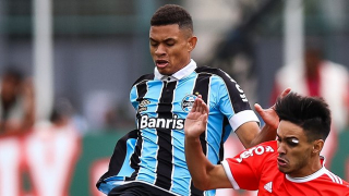 DONE DEAL Man City sign Gremio whiz Diego Rosa