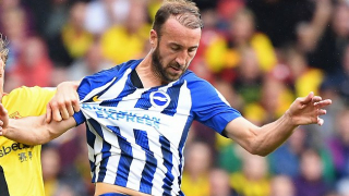 ​Watford signing Murray has no regrets leaving Brighton