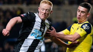 Nottingham Forest, Derby target Newcastle midfielder Matty Longstaff