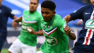 West Ham frustrated after bid for St Etienne defender Wesley Fofana