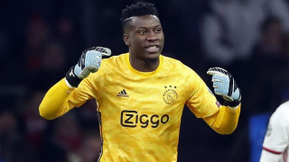 ​Ajax keeper Onana still dreaming of Premier League switch amid Tottenham links