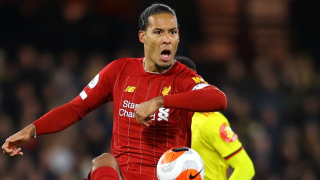 Leicester coach Toure: There's a weakness in Van Dijk's game