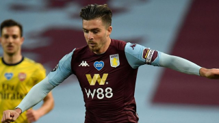 Aston Villa captain Grealish faces being priced out of Man Utd move