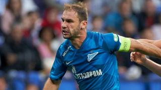 Departing Zenit captain Ivanovic reveals Everton offer