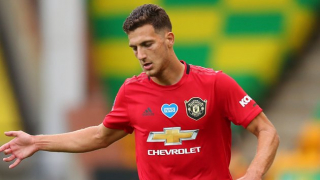 Man Utd boss Solskjaer not writing off Dalot