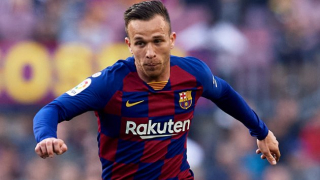Barcelona have no regrets selling Arthur to Juventus