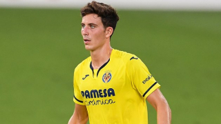 Villarreal defender Pau Torres 'very calm' about Man Utd, Real Madrid interest