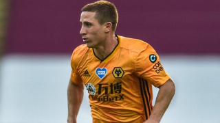 Wolves winger Daniel Podence: I'll forever be a Sporting CP fan