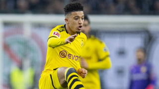 BVB midfielder Witsel convinced Man Utd target Sancho staying this season
