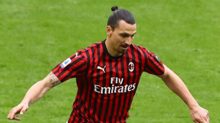 ​Ibrahimovic tests positive for covid at AC Milan