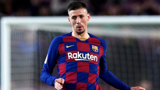 Barcelona confident Lenglet fit for Napoli